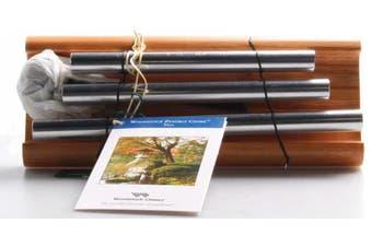 Woodstock Percussion ZENERGY3 Zenergy Chime, Trio Percussion Instrument
