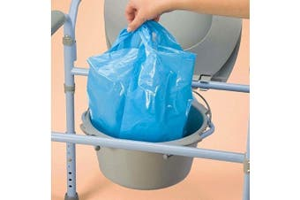 (1) - Carex Commode Liners P709
