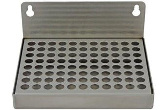 Draught Warehouse Stainless Steel Drip Tray Wall Mount, 15cm