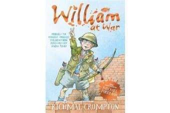 William at War (Just William series)