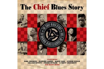 THE CHIEF BLUES STORY - Various