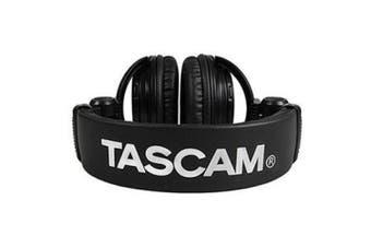 TASCAM TH-02 Recording Studio Headphones Black