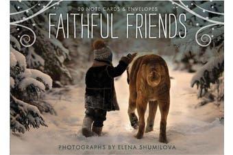 Faithful Friends: 20 Note Cards & Envelopes