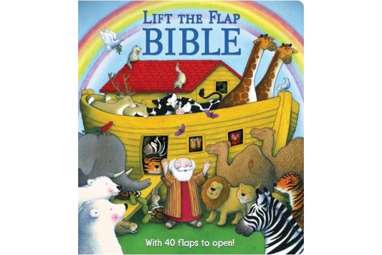 Lift the Flap Bible [Board Book]