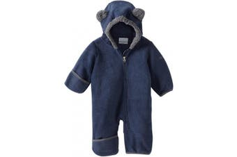 (6-12 Months, Collegiate Navy) - Columbia Baby Tiny Bear II Bunting