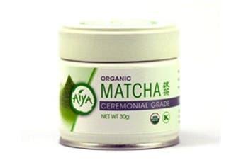 (30 grammes) - Organic Ceremonial Matcha 30 Grammes