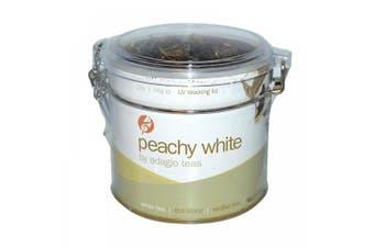 Adagio Teas Peachy White 60ml Tin
