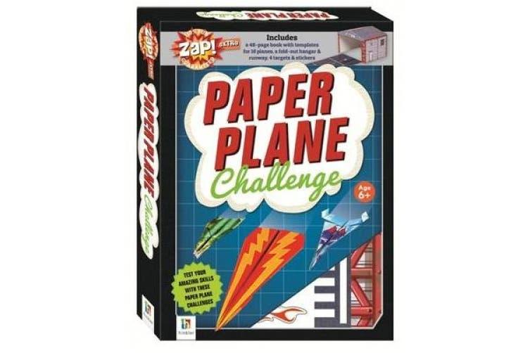 Zap! Extra Complete Paper Plane Challenge (Zap! Extra)