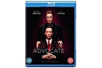 Devil's Advocate [Region B] [Blu-ray]