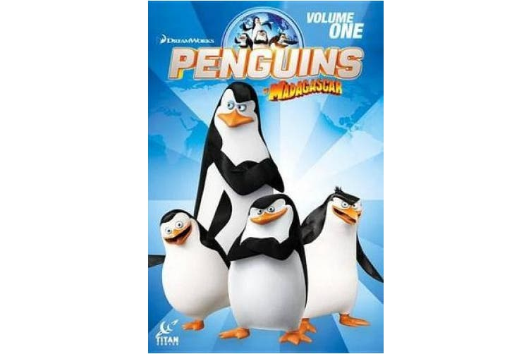 Penguins of Madagascar, Volume 1