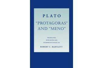 "Protagoras and ""Meno"" (Agora Editions)"
