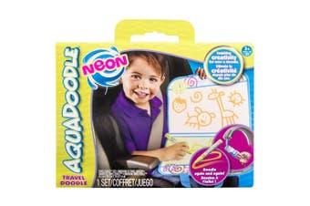 AquaDoodle - Accessories - Travel Doodle - Neon