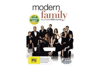 Modern Family: Season 5 [Region 4]