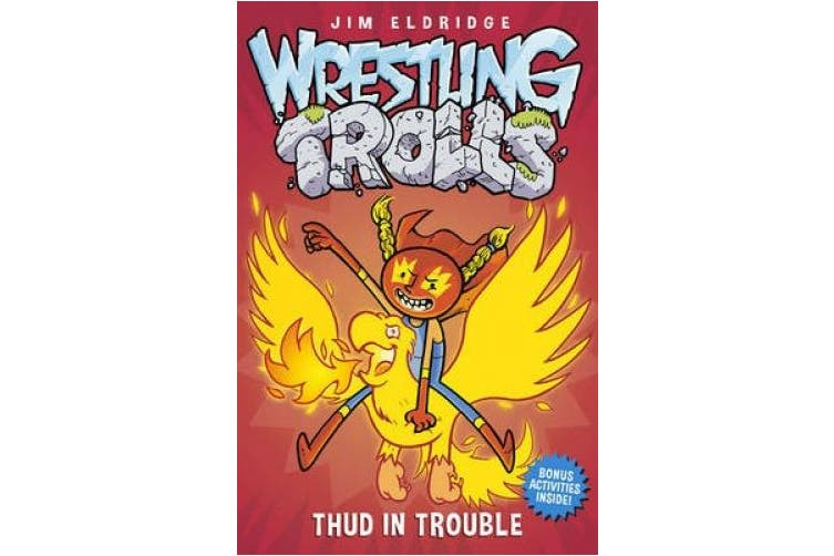 Thud in Trouble: Match Four (Wrestling Trolls)