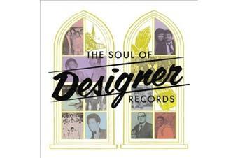 The Soul of Designer Records [Digipak]