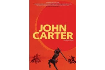 John Carter: Barsoom Series (7 Novels) a Princess of Mars; Gods of Mars; Warlord of Mars; Thuvia, Maid of Mars; Chessmen of Mars; M