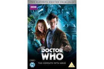 Doctor Who: The Complete Fifth Series [Region 2]