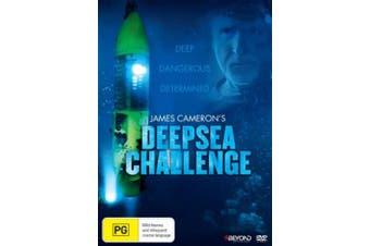 James Cameron's Deepsea Challenge [Region 4]