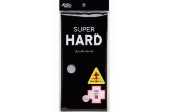 (SUPER HARD WHITE) - Salux Super Hard Bath Cloth - Rich Exfoliating Experience (SUPER HARD WHITE)