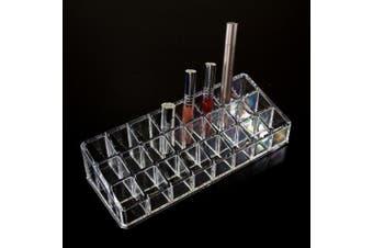 (3-tier) - Lipstick Holder 3-tier Holds 24 Lipsticks