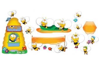 Buzz-Worthy Bees Bulletin Board Set