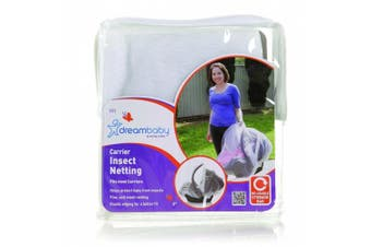 (Baby Carrier) - Dreambaby L273 - Baby Carrier Insect Netting