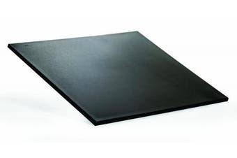 (Black) - Camco 43704 Decor Mate Stove Topper (Black)
