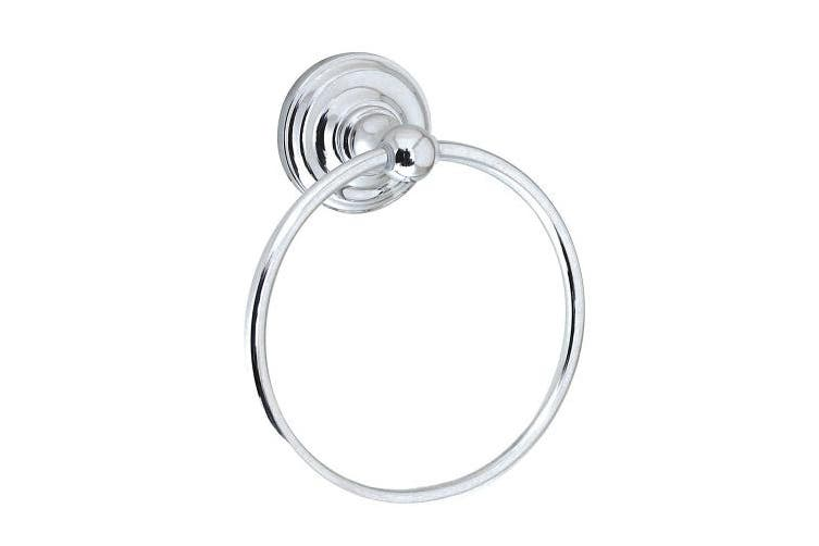 (TOWEL RING) - MODONA Towel Ring - Polished Chrome - Viola Series - 5 Year Warrantee