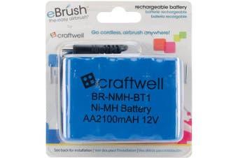 Craftwell USA eBrush NiMH Rechargable Battery BT1