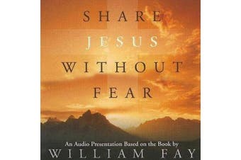 Share Jesus Without Fear [Audio]