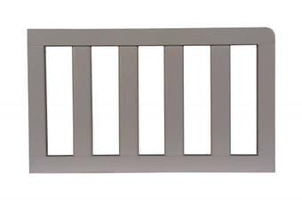 (classicgray) - Delta Children Toddler Guardrail, Grey