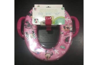 "(Minnie Mouse ""High Flyer"") - Ginsey Soft Potty Seat, Minnie Mouse""High Flyer"""