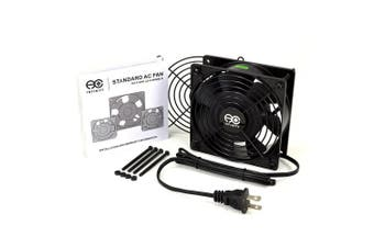 AC Infinity HS1238A-X Standard Cooling Fan, 115V AC 120mm by 120mm by 38mm High Speed