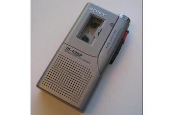 Sony M-435P Microcassette-Corder