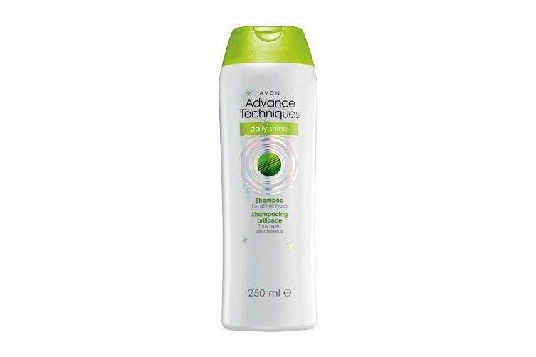 Avon Advance Techniques Daily Shine Shampoo 250 ml