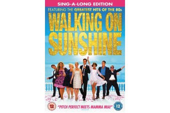 Walking On Sunshine [Region 2]