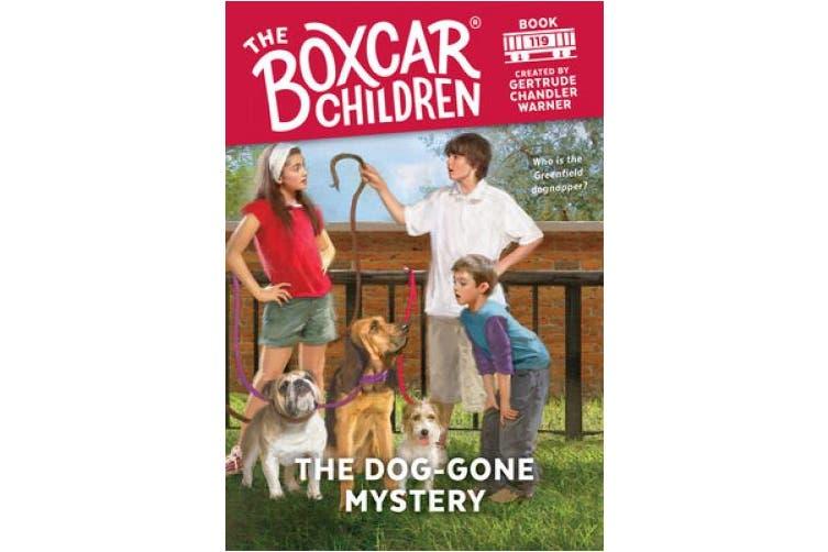 The Dog-Gone Mystery (Box Car Kids Graphic Novel)