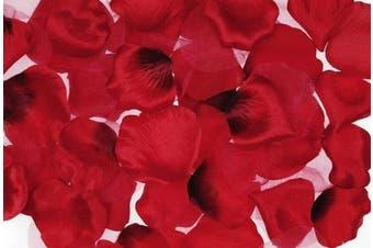Big Value Rose Petals, 300-Piece, Red
