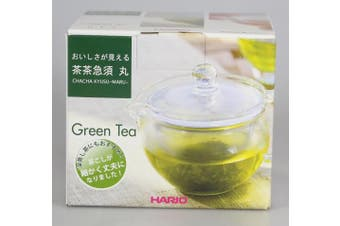 Hario Chacha Kyusu Maru Tea Pot, 300ml