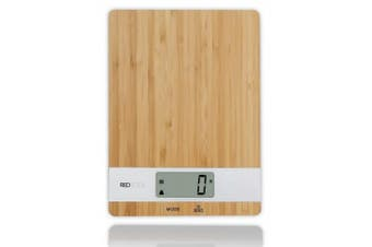 Bamboo Digital Kitchen Food Scale 2014 New Product 5kg Capacity Eco-friendly Platform