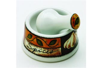 Joie Kitchen Gadgets 067742-813732 Mortar and Pestle, White