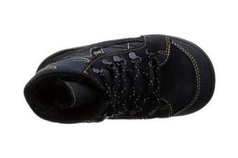 (26 EU (8.5 Baby UK), Blue - Blau (Turino ozean)) - Däumling Boys' Hansi - Manni First Walking Shoes Turquoise 50 (Turino petrol)