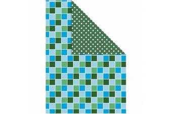 (dark green pattern) - Colour Bar 26310 10-Piece Colour Bar Card, Dark Green