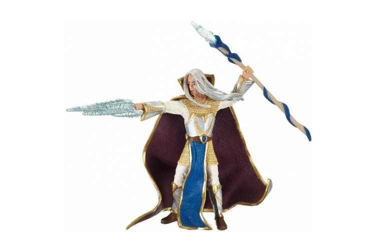 Schleich Gryphon Knight Magician Action Figure