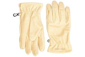 (Medium, Tan) - Marmot Men's Basic Work Gloves