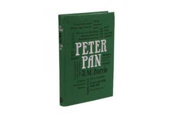 Peter Pan (Word Cloud Classics)