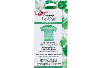 (Оnе Расk) - Tulip One-Step Tie-Dye Refill .380ml 3/Pkg