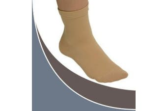 (Large, Not Applicable) - circaid Compression Anklets providing mild, even compression for foot & ankle
