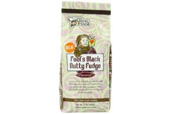 (Decaf Black Nutty Fudge) - The Coffee Fool Fool's Whole Bean, Decaf Black Nutty Fudge, 350ml