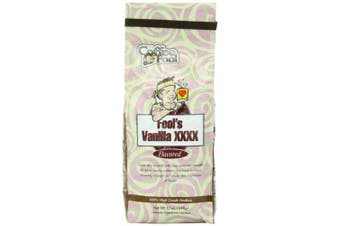 (Vanilla XXXX) - The Coffee Fool Fool's Whole Bean, Vanilla XXXX, 350ml